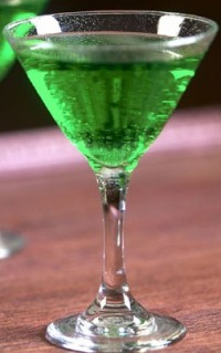 vodka alla menta